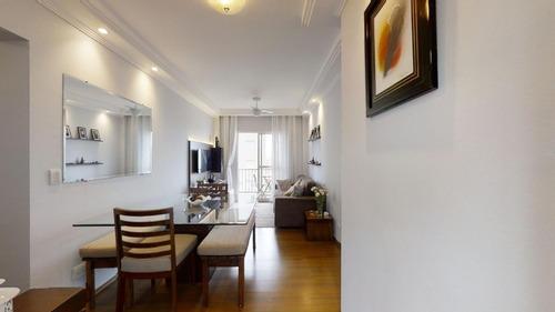 Imagem 1 de 17 de Apartamento À Venda No Bairro Sacomã - São Paulo/sp - O-17393-28498