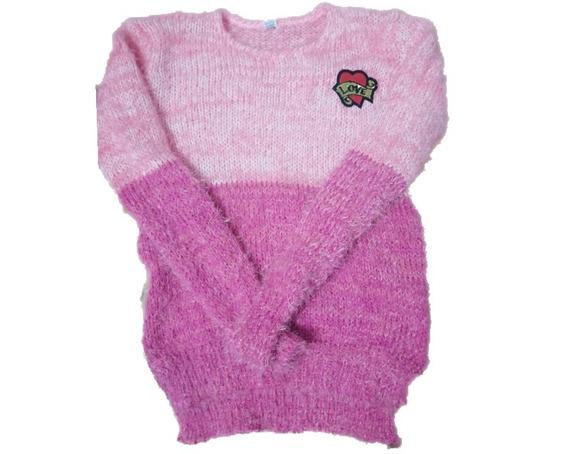 Sweater Buzo Pelo De Mono De Nena Pack X6