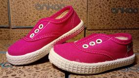 Zapatos & Tenis Para Bebes (niñ@s) Slip On ; Tipo Converse