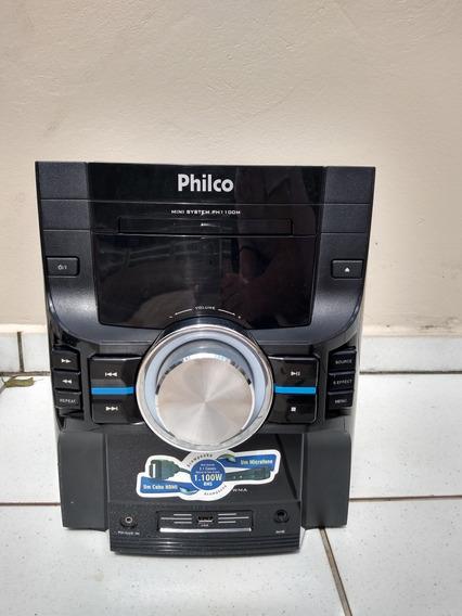 Philco Ph1100m Defeito Saida De Som