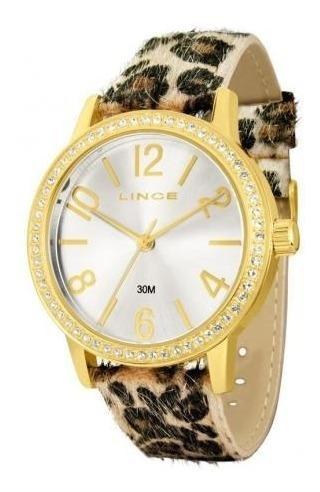 Relógio Lince Lrc4222l + Garantia De 1 Ano + Nf