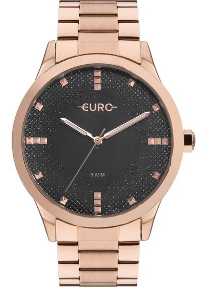 Relógio Feminino Euro Original Garantia Barato Com Nota