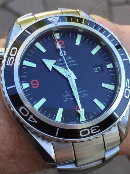 Omega Seamaster Planet Ocean 600m Coaxial 45,5mm
