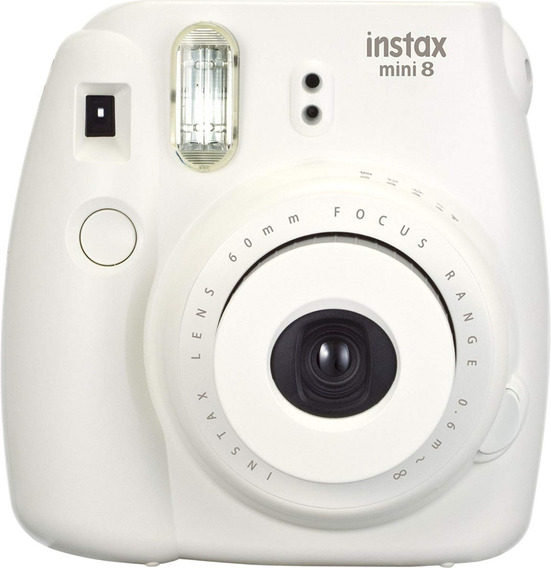 Camera Instax Mini 8 Marfin Caixa Lacrada 100% Original