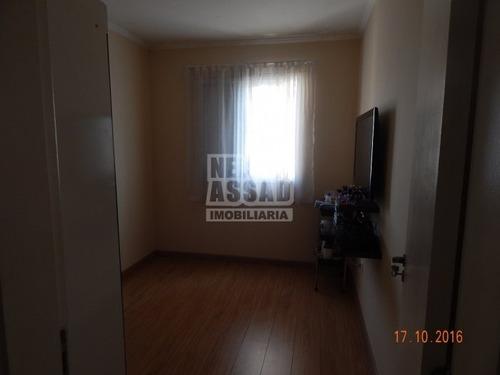 Imagem 1 de 30 de Apartamento Em Condomínio Padrão Para Venda No Bairro Vila Pires, 3 Dorm, 1 Suíte, 2 Vagas, 69 M - 1344