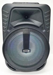 Parlante Portatil Bluetooth Sanrai 10´ Control Mic Karaoke