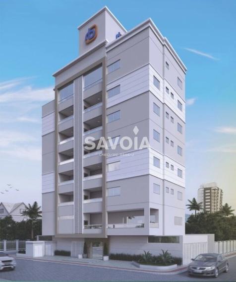 Apartamento À Venda Em Perequê - Porto Belo, 2 Dormitórios (sendo 1 Suíte) E 2 Vagas De Garagem, 3 Unidades, Em Obras, Entrega Dez. 2017 - 1320
