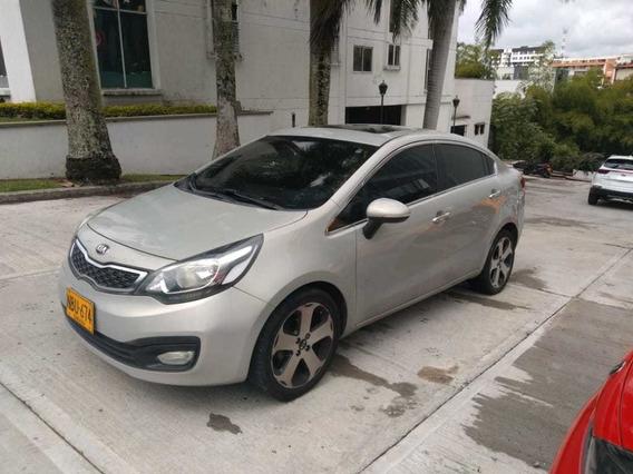 Kia Rio Ex Sedan