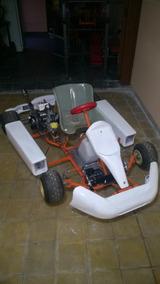 Karting 110cc, 0km Para Tierra, Armado Completo
