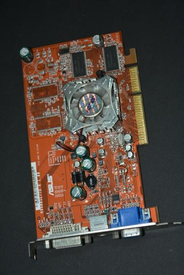 Asus Radeon 9600se 128 Mb Tarjeta Gráfica-a9600se/td