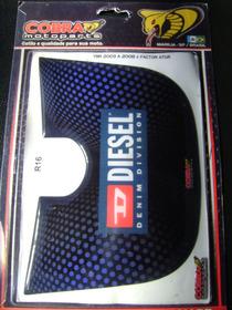 Protetor De Rabeta Resinado Yamaha Ybr Diesel