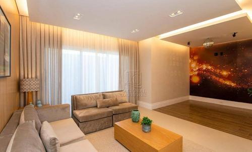 Apartamento Com 2 Dormitórios À Venda, 73 M² Por R$ 591.000,00 - Vila Assunção - Santo André/sp - Ap11748
