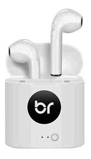 Fone De Ouvido Whitesound Bluetooth - Bright 0513 - Branco
