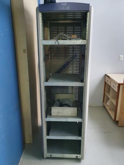 Rack Para Servidor Clarion Emc² Completo, Excelente Estado