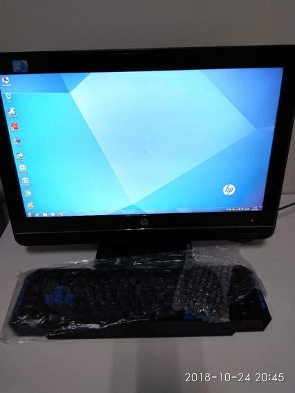 Hp 6000pro E8600 6gb 21,5pol Full Hd 500gb
