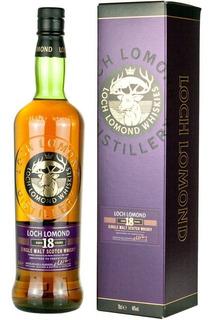Whisky Loch Lomond 18 Años Single Malt Escoces Con Estuche