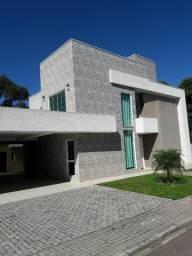 Casa Condomínio Fechado No São Braz, 3 Suítes; Aceita Ap