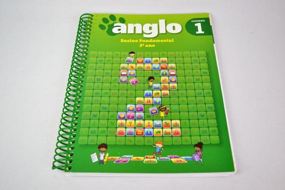 Kit Apostila Ensino Fundamental 2, 3 E 4 Ano Anglo Caderno 1