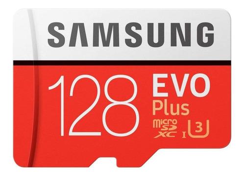 Evo Plus Class  Uhsi Microsdxc U With Adapter Gb Mbmcg...