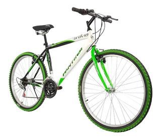 Bicicleta Montaña Bravia Rodada 24 18 Velocidades