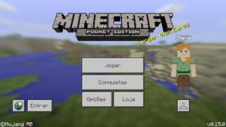 Jogo Minecraft Versões Diversas Para Android