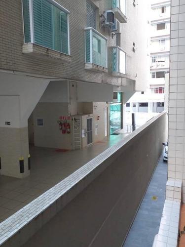 Imagem 1 de 16 de Studio Com 1 Dormitório À Venda, 26 M² Por R$ 245.000,00 - Gonzaga - Santos/sp - St0010