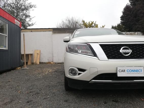 Nissan Pathfinder Advance 4x4 3.5 Aut 2014