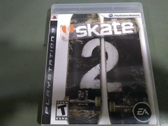 Jogo Seminovo Skate 2 Ps3 Pronta Entrega Aproveite A Oferta!