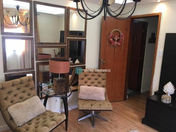 Cobertura Com 3 Dormitórios À Venda, 147 M² Por R$ 530.000 - São Mateus - Juiz De Fora/mg - Co0261