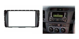 Kit Adaptación Radio Dash Toyota Hilux (11 - 14)