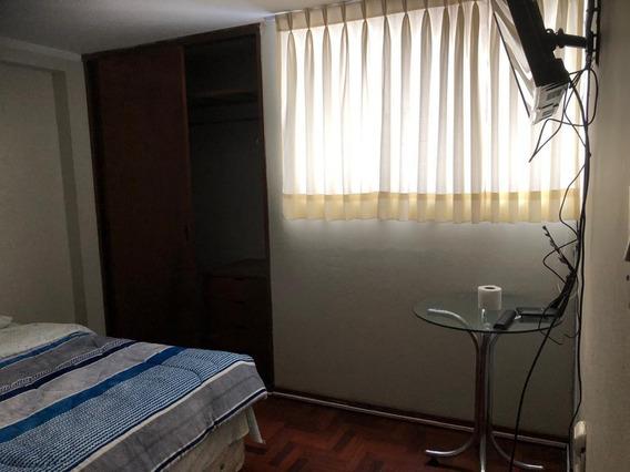 Departamento Amoblado 2 Habitaciones 1 Baño ,t. 936524943
