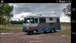 Alquilo Motorhome Como Vivienda En Camping Ruca Ali
