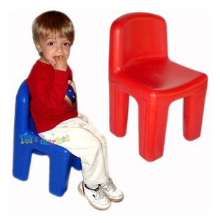 Silla Infantil De Plástico Reforzado Rotomoldeo Babylin