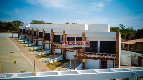 Casa Com 3 Dormitórios À Venda, 117 M² Por R$ 470.000,00 - Nova Veneza - Paulínia/sp - Ca1543