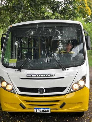 Mercedes-benz Lo-712 Neobus Urbano  25l R$ 65 Mil