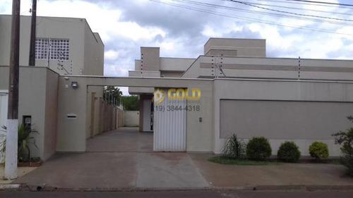 Imagem 1 de 14 de Casa Com 750 Metros De Terreno, A Venda Em Paulínia Sp