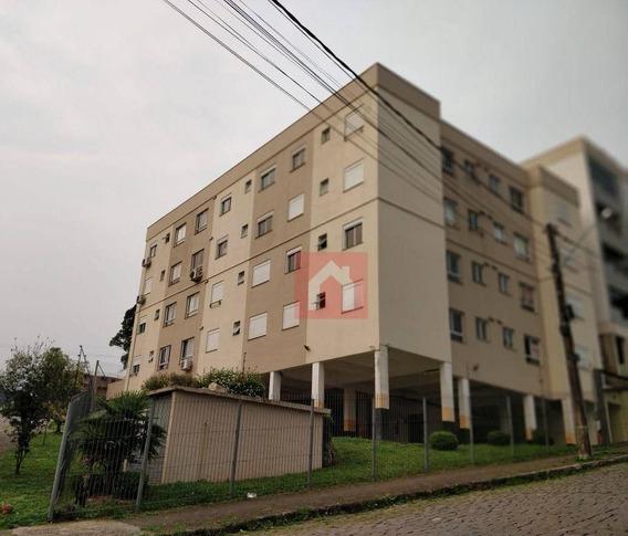Apartamento Com 2 Dormitórios À Venda, 50 M² Por R$ 144.900 - São Luiz - Caxias Do Sul/rs - Ap0866