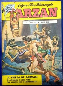 Tarzan, Nº 29 - Coleção Lança De Prata