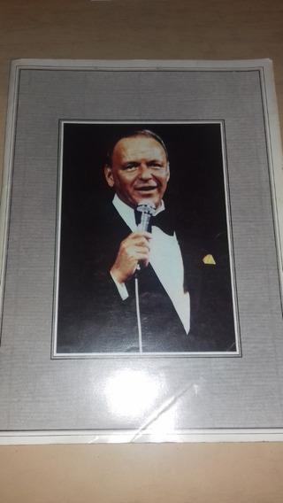 Programa De Frank Sinatra En El Royal Albert Hall