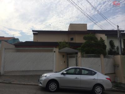Sobrado Residencial À Venda, Parque Dos Pássaros, São Bernardo Do Campo - So19190. - So19190