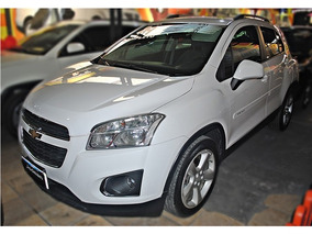 Chevrolet Tracker 1.8 Mpfi Freeride 4x2 16v Flex 4p Manual
