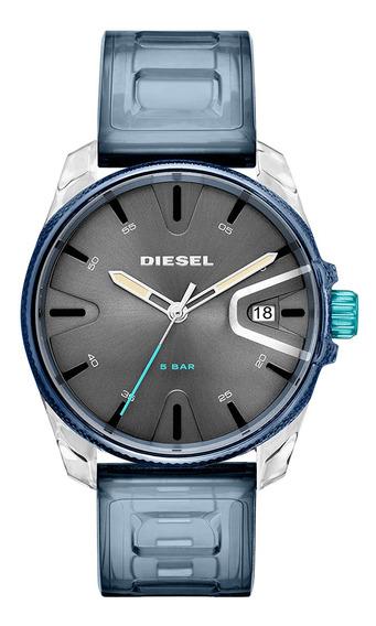 Relógio Diesel Masculino Analógico Transparente Dz1868/8ai