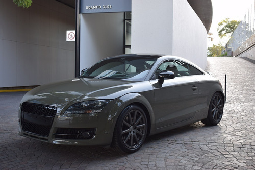 Audi Tt 1.8 Tfsi 2010 46.000 Kms Pintura Removible Halo Efx
