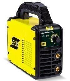 Maquina De Solda Retificadora Inversora 140i Esab