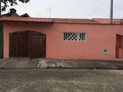 Casa Na Praia De Itanhaém, 2 Dormitórios - 2717/p