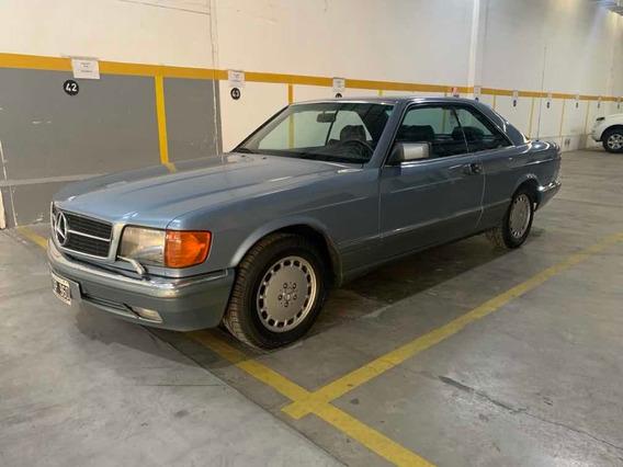 Mercedes Benz 420sec