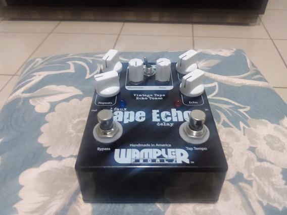 Pedal Tape Echo Delay