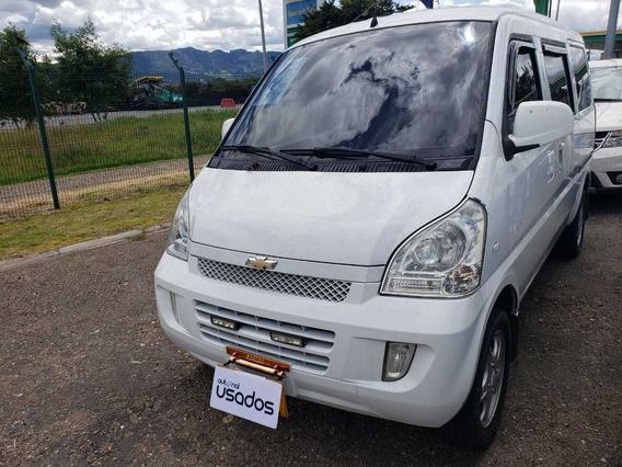 Chevrolet N300 Pasajeros Plus 1.2 2017 Jcu329