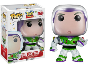 Buzz Lightyear - Toy Story - Disney Pixar Pop! Funko #169