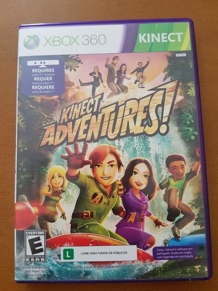 Game Kinect Adventure Xbox 360